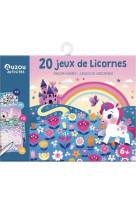 20 jeux de licornes