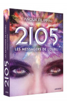2105, memoire interdite - poche