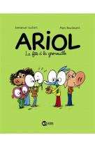 Ariol t11 fete a la grenouille