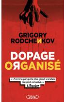 Dopage organise