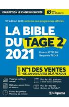 La bible du tage 2 2021