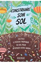 Construire son sol - comment exploiter le reseau trophique du sol