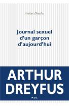 Journal sexuel d-un garcon d-aujourd-hui