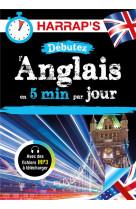 Debutez l-anglais en 5 minutes par jour