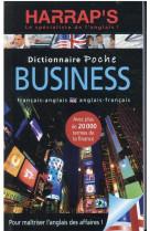 Harrap-s dictionnaire poche business