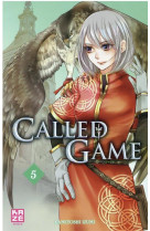 Called game t05
