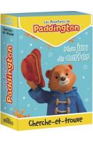 Paddington - mon jeu de cartes cherche-et-trouve