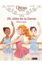 20 allee de la danse - 20, allee de la danse t.4 petite rebelle
