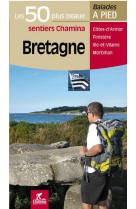 Bretagne les 50 plus beaux sentiers