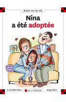 Nina a ete adoptee t27