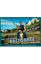 Les expressions bretonnes illustrees