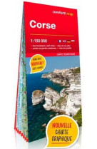 Corse 1/150.000 (carte grand format laminee)