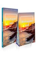 Bretagne sud (guide et carte laminee)