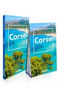 Corse (guide et carte laminee)