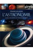 Grand atlas de l-astronomie - au-dela des limites de l-espace et du temps