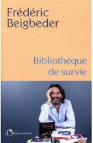 Bibliotheque de survie en periode d-extinction