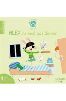 Alex ne veut pas se coucher - 5 exercices pour se calmer