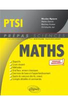 Mathematiques ptsi - nouveaux programmes