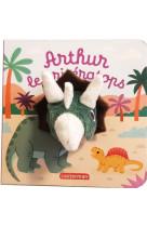 Arthur, le triceratops - bebetes t109