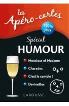 Apero-cartes special humour