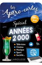 Apero-cartes special annees 2000