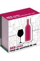 365 jours pour decouvrir les vins-mini calendrier -