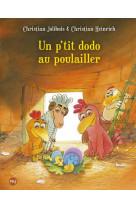Les p-tites poules - tome 19 un p-tit dodo au poulailler - vol19
