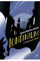 Londinium - arsene lapin