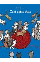 100 petits chats