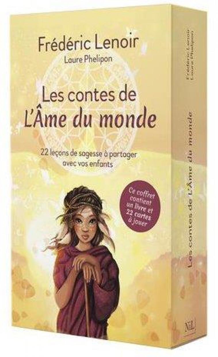 LES CONTES DE L-AME DU MONDE - LENOIR/PHELIPON - NIL